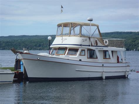 boat trader marine engines 1978 marine trader europa sedan 40 power boat for sale