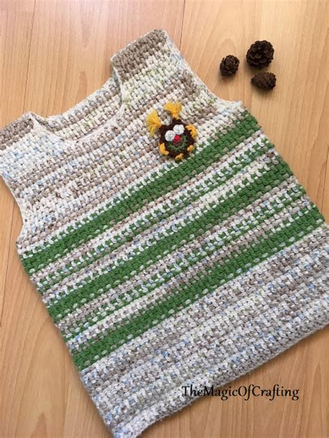 owl vest pattern here www ravelry com patterns library free crochet patterns and diy crochet charts easy owl vest