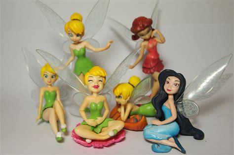 Figure Disney Fairies Tinker Bell Set 2 disney fairies tinkerbell tinker bell figures flying figurine statue doll model ebay