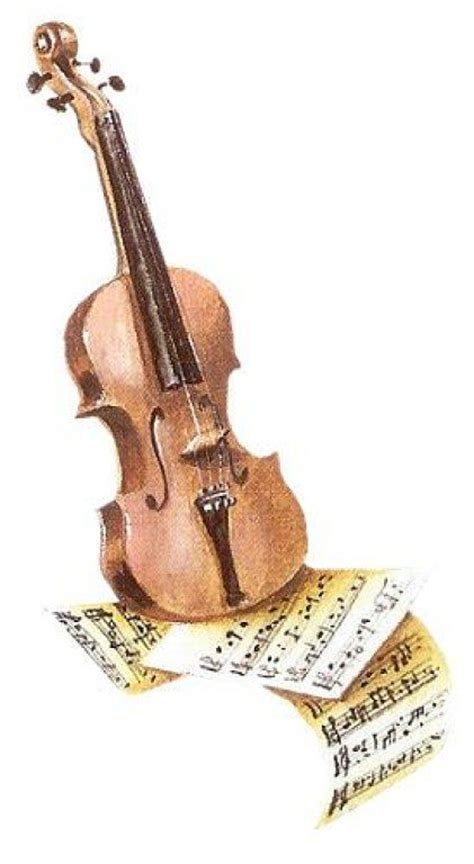 Violin Papercraft - mis laminas para decoupage decoupage clip and
