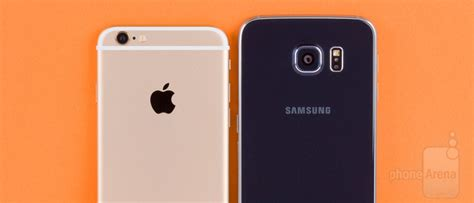 comparison the 12mp iphone 6s vs the 16mp galaxy s6 or why megapixels aren t all that