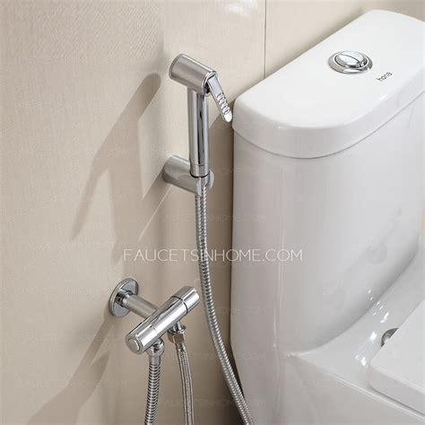 cheap bidet faucet  thick angle valve  spray gun