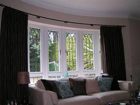 bay window drapery best 25 bow window curtains ideas on pinterest twine