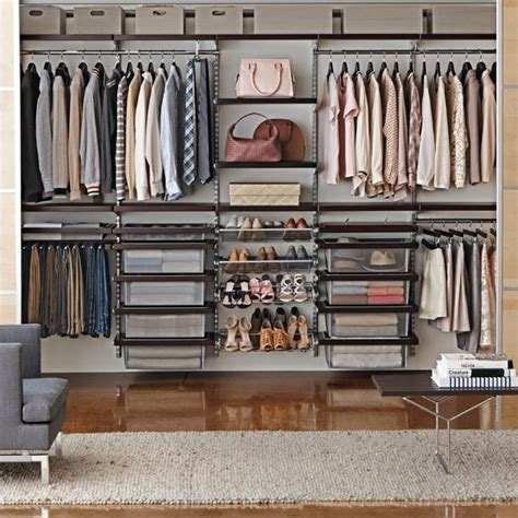 Wall To Wall Closet Systems by Best 20 Closet Wall Ideas On