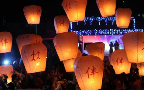 valentines day in taiwan sky lanterns now banned in md illuminate winter