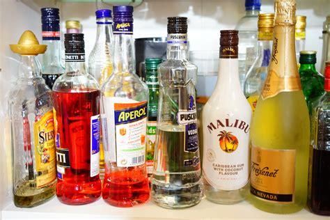 alcoholic drinks bottles free images drink alcohol glass bottle malibu