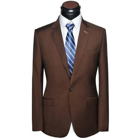 Blazer Jas New Brown Style kopen wholesale bruin tuxedos uit china bruin tuxedos groothandel aliexpress