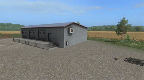 Warehouse Ls warehouse prefab v1 0 0 0 ls 2017 farming simulator