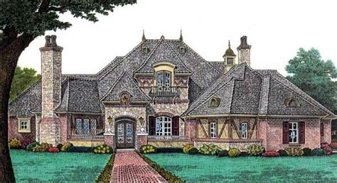 french country european house plans european french country house plan 66202