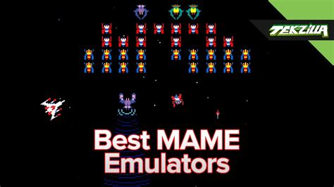 best mame best mame emulators and where to get free roms