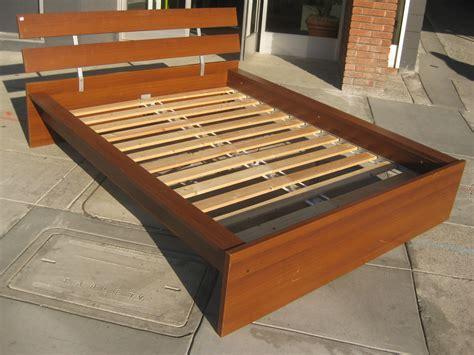 uhuru furniture collectibles sold queen platform bed