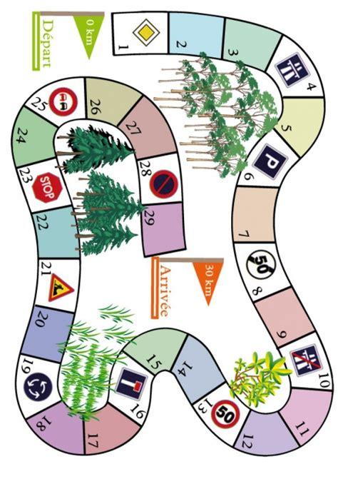 litalien est un jeu 2290013889 planche du jeu de l oie panneaux de la route t 234 te 224 modeler des jeu la route et le jeux