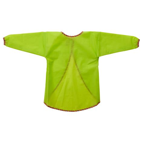 Is It An Apron No Its Mala Brajkovic by M 197 La Apron With Sleeves Green Ikea