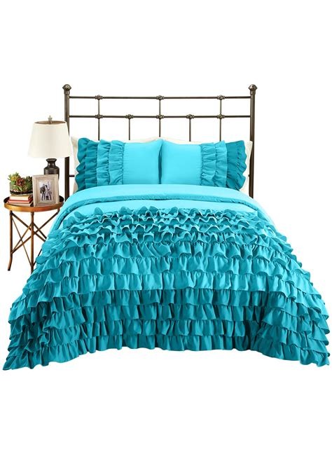 waterfall comforter set drleonards