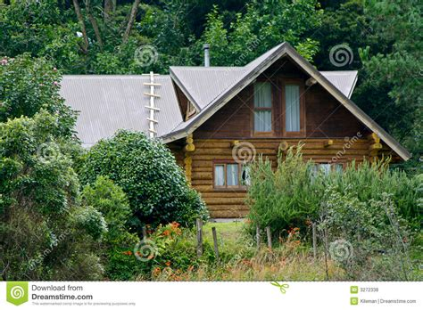 Bush Cabin bush cabin royalty free stock photos image 3272338