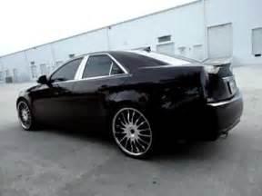 Custom 2007 Cadillac Cts 2009 Cadillac Cts 3 6l Di Custom Exhaust