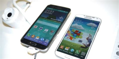 galaxy s4 vs galaxy s5 what are the improvements load