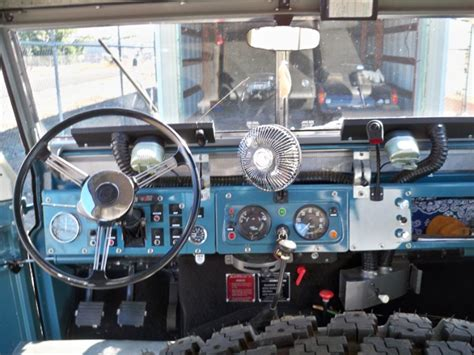 land rover series 3 interior 1961 land rover series ii pictures cargurus