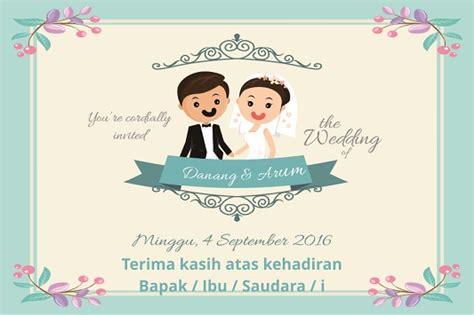 Kartu Ucapan Pernikahan jual kartu ucapan pernikahan khiya olshop