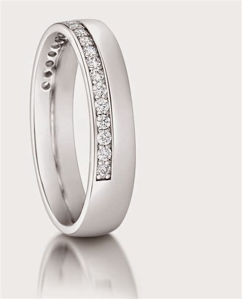 women s simple wedding rings white gold cheap
