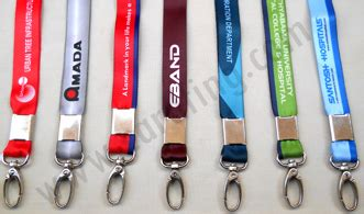 id card rope design multi color lanyards identity card lanyards in chennai