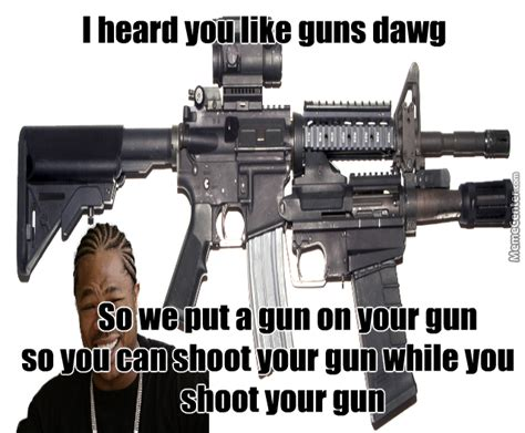 Can You Buy A Gun At A Gun Show Without A Background Check Only In America Can You Buy A Gun With A Gun Attached By Chandley Meme Center