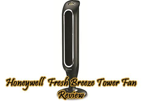 honeywell tower fan reviews ozeri tower fan with temperature review