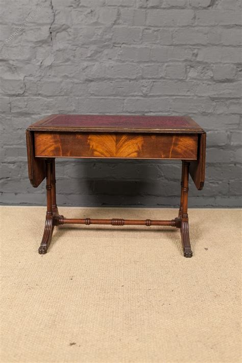 Antique Sofa Table Antiques Atlas Mahogany Sofa Table