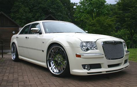 chrysler 300c the trailer park bentley car designers