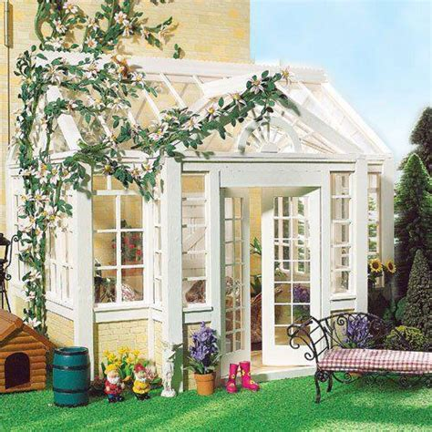 dolls house conservatory the dolls house emporium cotswold conservatory kit