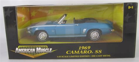 C1107 American 1969 Camaro Ss396 Cannaday S Hobby 1 18 archive 1 18 camaro arizona diecast models