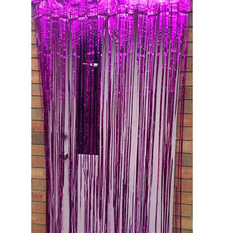 metallic string curtain metallic door curtain 200x100cm room decoration party