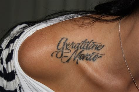 tattoo on collarbone 40 collar bone tattoos creativefan