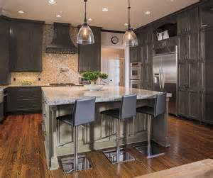 Slate Grey Kitchen Cabinets by Door Style 187 Design Style Casual Room Kitchen
