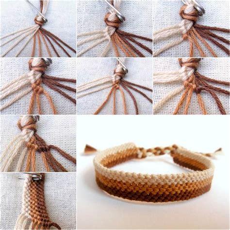 Kalung Fashion Weave Simple Design 1 how to weave diy simple bracelet