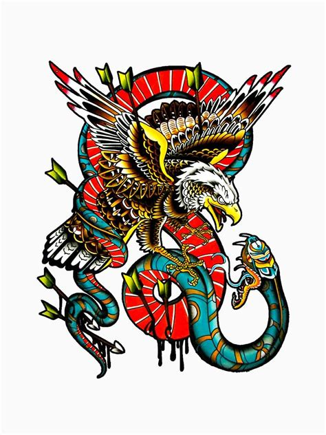 watercolor tattoo vs regular tattoo 100 remarkable eagle snake tattoos designs with meanings