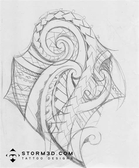 tattoo sketch design best tatto design october 2010