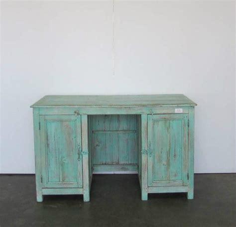 online meubels kopen duitsland elegant blauw bureau in gerecycled hout duitsland