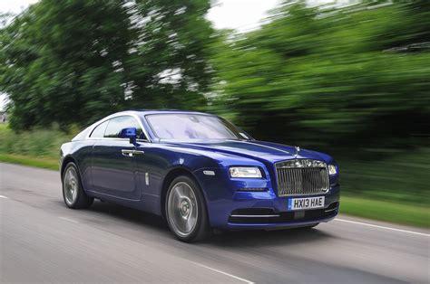 2014 rolls royce wraith drive motor trend