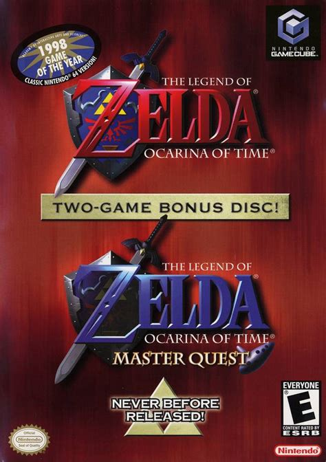 emuparadise master quest legend of zelda the ocarina of time master quest