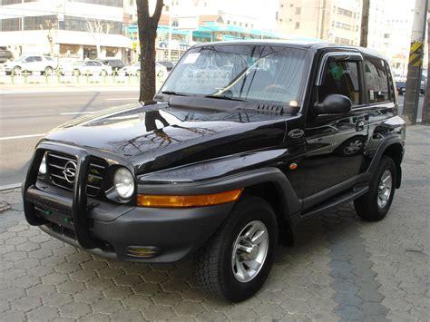 ssangyong korando 2005 ssangyong korando 2005 image 16