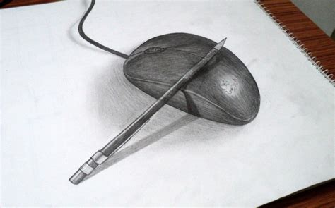 draw 3d 3d pencil drawing arch student