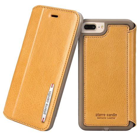 Ready Stock Bnib Iphone 7 Plus Leather Original Apple 100 iphone 7 plus iphone 8 plus cardin flip leather brown