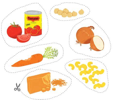 le jeu de cuisine jeu 224 imprimer cuisine ton repas fondation olo