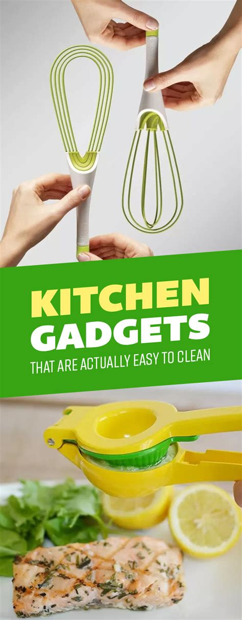 gadgets for easy life kitchen gadgets that are actually easy to clean cetusnews