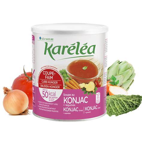soupe coupe faim au konjac comment perdre du poids quel r 233 gime minceur detox kar 233 l 233 a