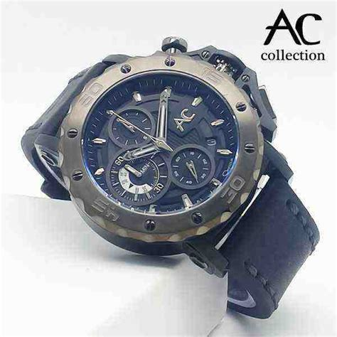 G Shock G 1710bd Blacksteel Second Original Murah jual alexandre christie ac 9205 black steel black leather