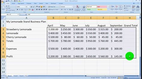 tutorial excel microsoft 2010 microsoft excel overview for beginners tutorial excel