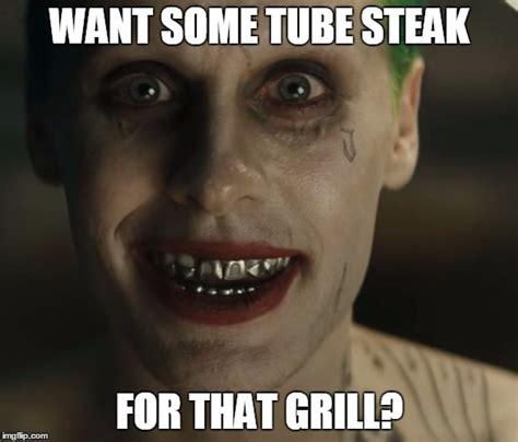 Teeth Meme - leto joker teeth imgflip