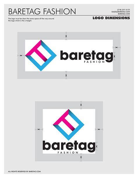 fashion logo design behance baretag fashion logo design on behance